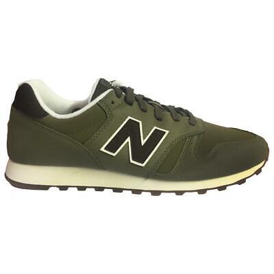NEW BALANCE 373 Green Trainers ML373OI
