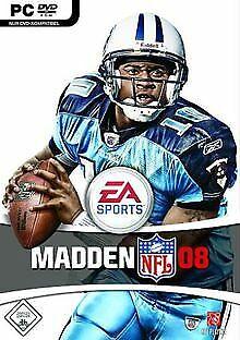 Madden NFL 08 de EA Sports | Jeu vidéo | état bon