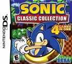 Nintendo DS Game Sonic Classic Collection Boxed