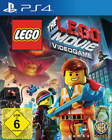 The LEGO Movie Videogame (Sony PlayStation 4, 2015)