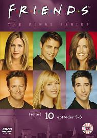 1 of 1 - Friends - Series 10 - Vol. 2 (DVD, 2004) - New & Sealed