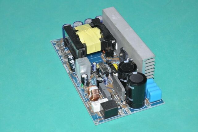 1200 Watts Switching Power Supply for Audio Power Amplifier Board Assemble