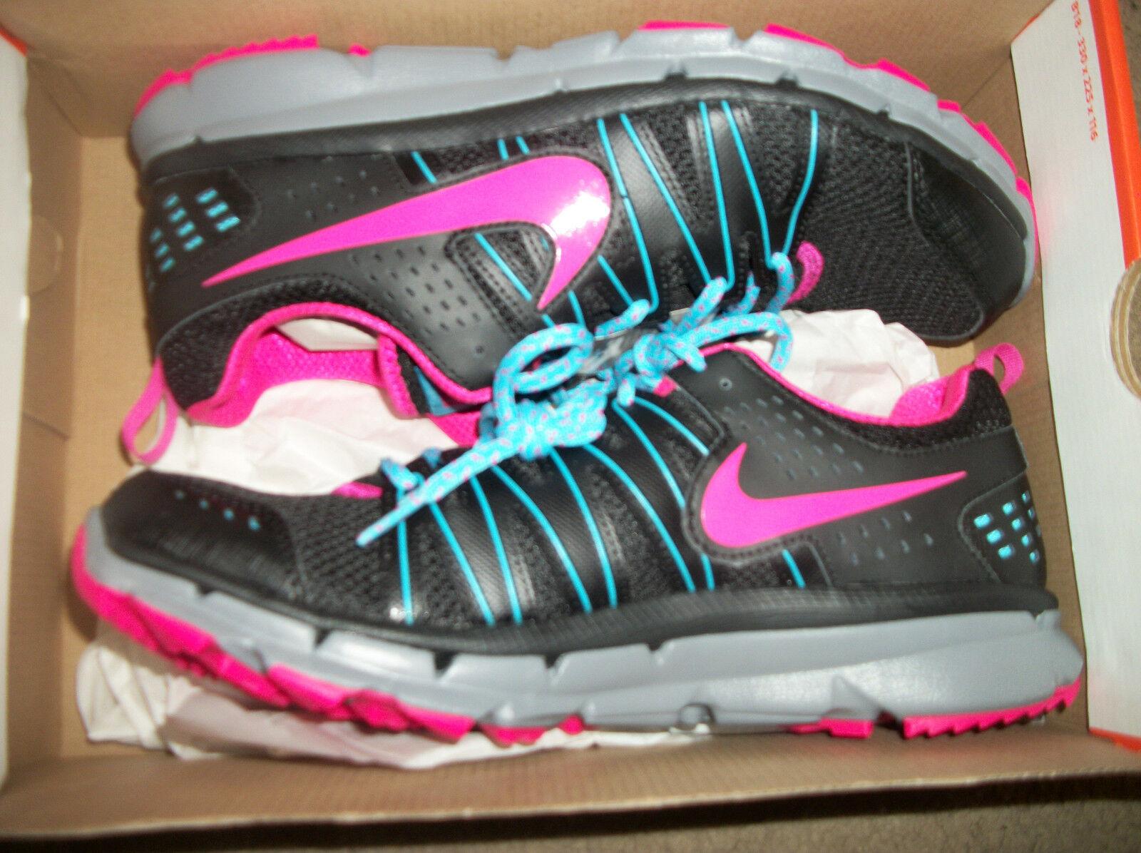 Nike Mujer Flex Trail Rosa 2 Nuevo Negro Azul Rosa Trail 230501