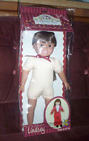 18 Springfield Collection Lindsey Doll By Fibre Craft - In Pkg.