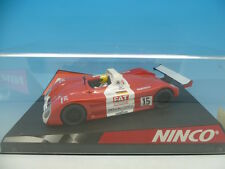 """Ninco 50254 BMW V12 LM """"FAT"""", mint car used once, boxed"""