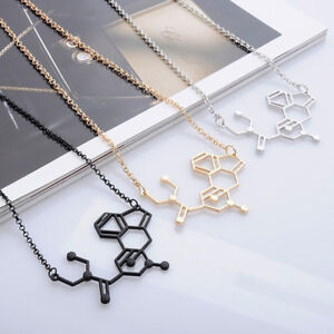 Jewelry-Unisex-Necklaces-Molecule-Structure-Gift-Pendant