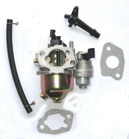 Carburetor W/gaskets For Gx160 & Gx200 5.5 & 6.5hp Baja Mini Bike Mb165 Mb200