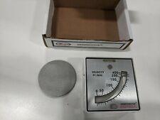 M480 Dwyer Vaneometer™ Swing Vane Anemometer 0-2.0 m//s