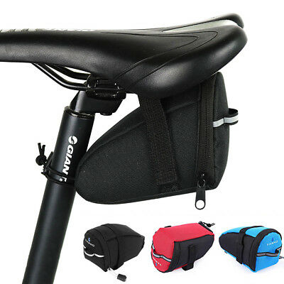 Cycling Saddle Rear Pannier Pouch Seat Protect Storage Bag For Bike Bicycle MTB