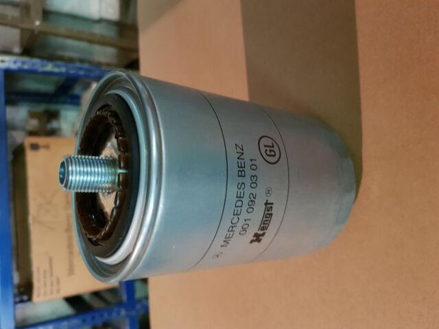 [DIAGRAM_38YU]  A0010920301 MERCEDES Truck Fuel Filter Om352 Genuine for sale online | eBay | Truck Mercedes Engine Fuel Filter |  | eBay