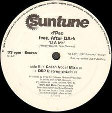 D'PAC - U & Me - Feat After Dark - 1997 - Suntune - SUT 019 - Ita