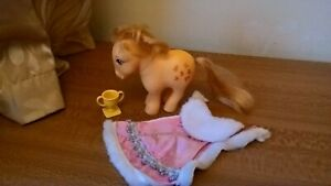 My Little Pony G1 Butterscotch Vintage Toy Hasbro 1982 Collectibles MLP GC