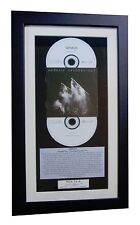 GENESIS Seconds Out Live CLASSIC CD Album TOP QUALITY FRAMED+EXPRESS GLOBAL SHIP