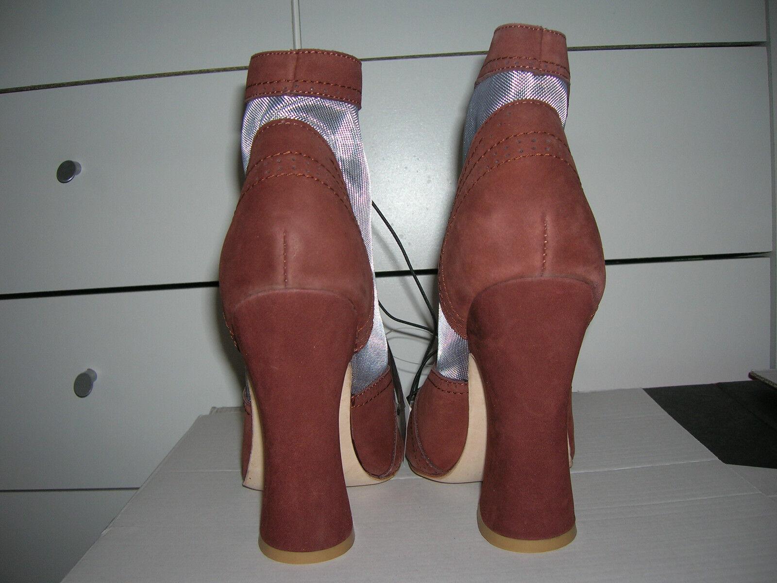 Stiefel UK Größe UK Stiefel 5 EU 38 Natural Suede H&M 523096