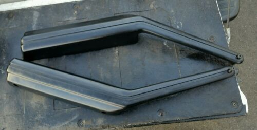 82-92 Camaro z28 Firebird Black Door Arm Rests RS IROC Z TPI T5 GTA Trans am