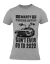 miniature 2 - Marty Don't ever Go to 2020 Funny Mens T Shirt Back to the Future Top Tee Top