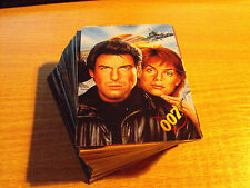 JAMES BOND GOLDENEYE COMPLETE MASTER SET