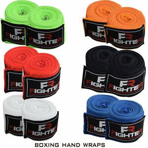 "Boxing Hand Wraps Bandages Fist Inner Boxing Gloves MMA Muay Thai 180/"" 4.5 meter"