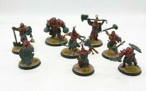 Warhammer-AOS-Warcry-Iron-Golems-Slaves-to-Darkness-Well-Painted
