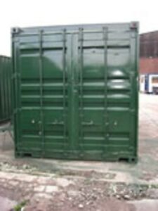 20ft x 8ft Container  secure  waterproof  best value  painted green - Rochdale, United Kingdom - 20ft x 8ft Container  secure  waterproof  best value  painted green - Rochdale, United Kingdom
