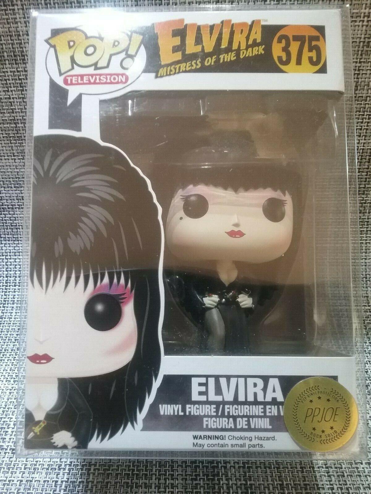 Funko Pop  Elvira  375 Gratis Projoector De Pop.