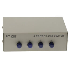DB9-Pin-Serial-RS232-Switch-Box-Manual-4Ports-Data-Sharing-Switcher
