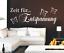 Indexbild 1 - X8106 Spruch Zeit für Entspannung Sticker Wandbild Wandaufkleber Wellness Bad