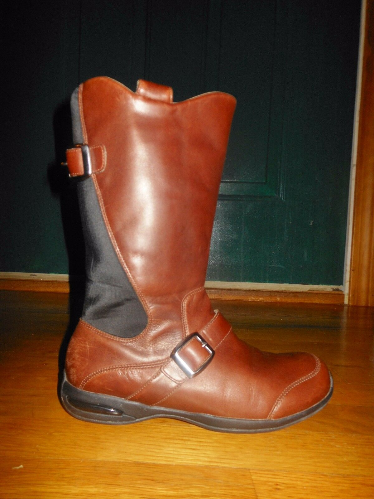 Z7 Horizon women's saddle boots - Sz 7 M - Leather - Excellent condition