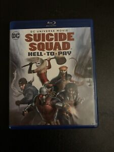 Suicide Squad: Hell to Pay (Blu-ray Disc, 2018) Brand New