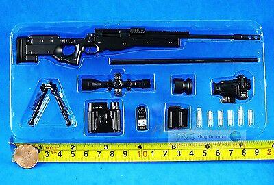 1:6 Figure US Special Force Navy Seals MK13 MOD 5 Sniper Rifle Model  G_8034B | eBay