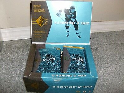 1X 1994-95 Upper Deck SP Hockey PACK From Box Bulk lot available Iginla Rookie