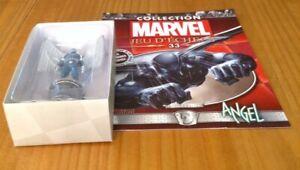 Lot-complet-32-pieces-d-039-echecs-Marvel-deuxieme-serie-Eaglemoss