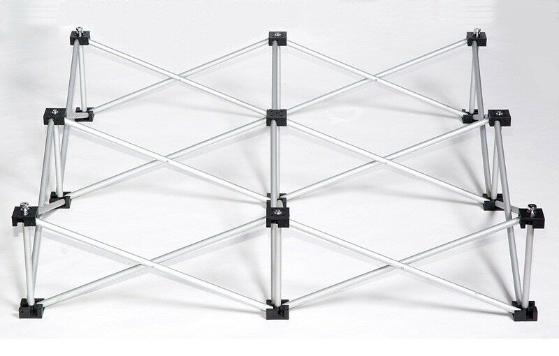 Intellistage IS4X4X8 - 8  High Square Riser For 4'X4' Intellistage Platforms