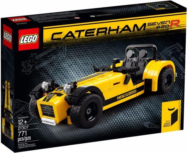 LEGO IDEAS 21307 Caterham Seven 620R - Brand New
