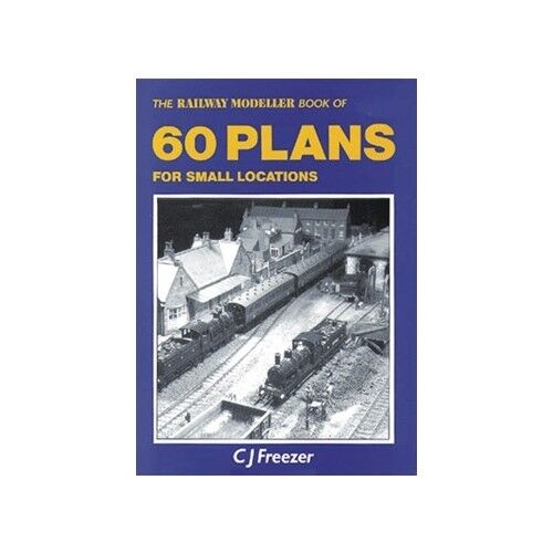 60 plans for small locations Peco publications PB-3