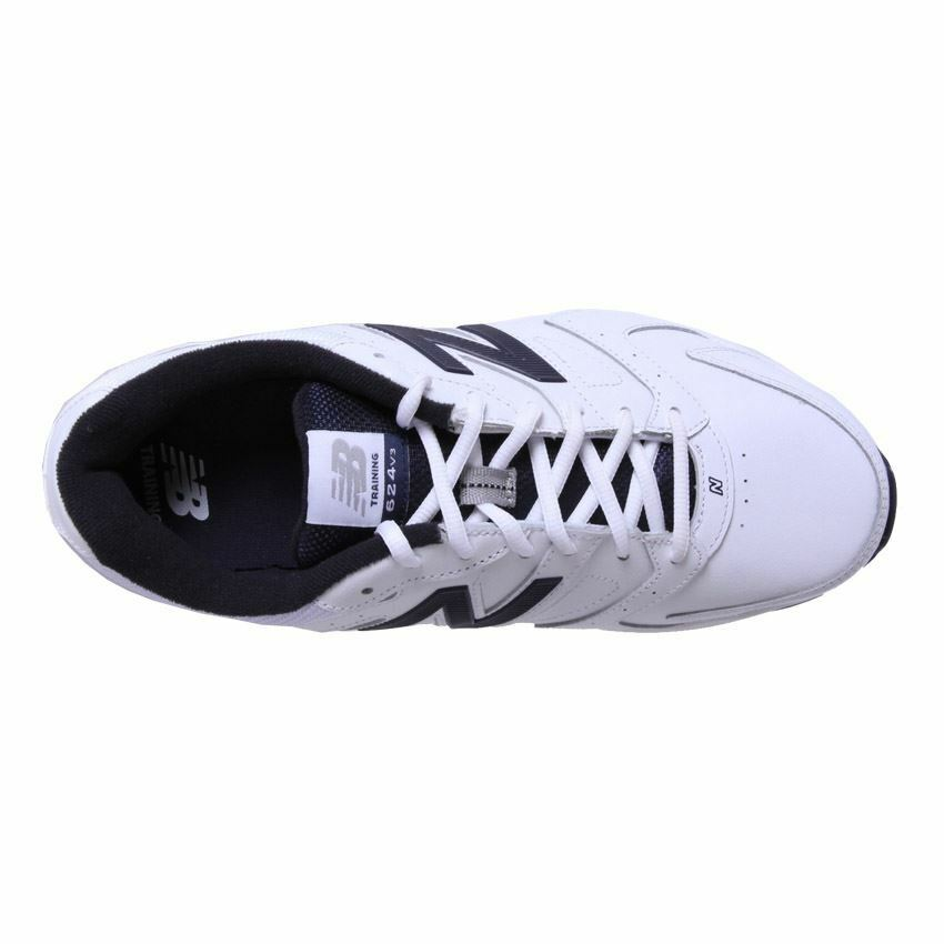 New MX624WN3 Uomo Balance Extra Largo Largo Largo 6E RACCORDO cross-training Scarpe Bianche 949273