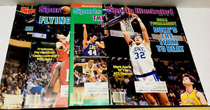 Vintage-Sports-Illustrated-Lotta-For-Duke-BlueDevils-1970S-And-80S-Collectible