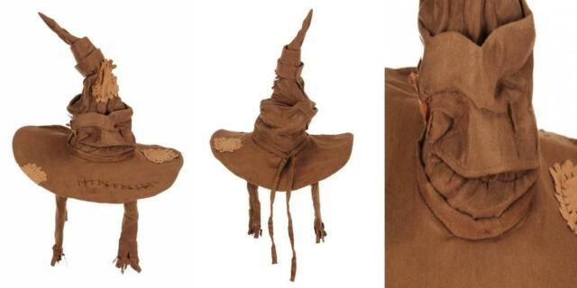 HARRY POTTER #NEW Harry Potter Sorting Hat Plush Elope