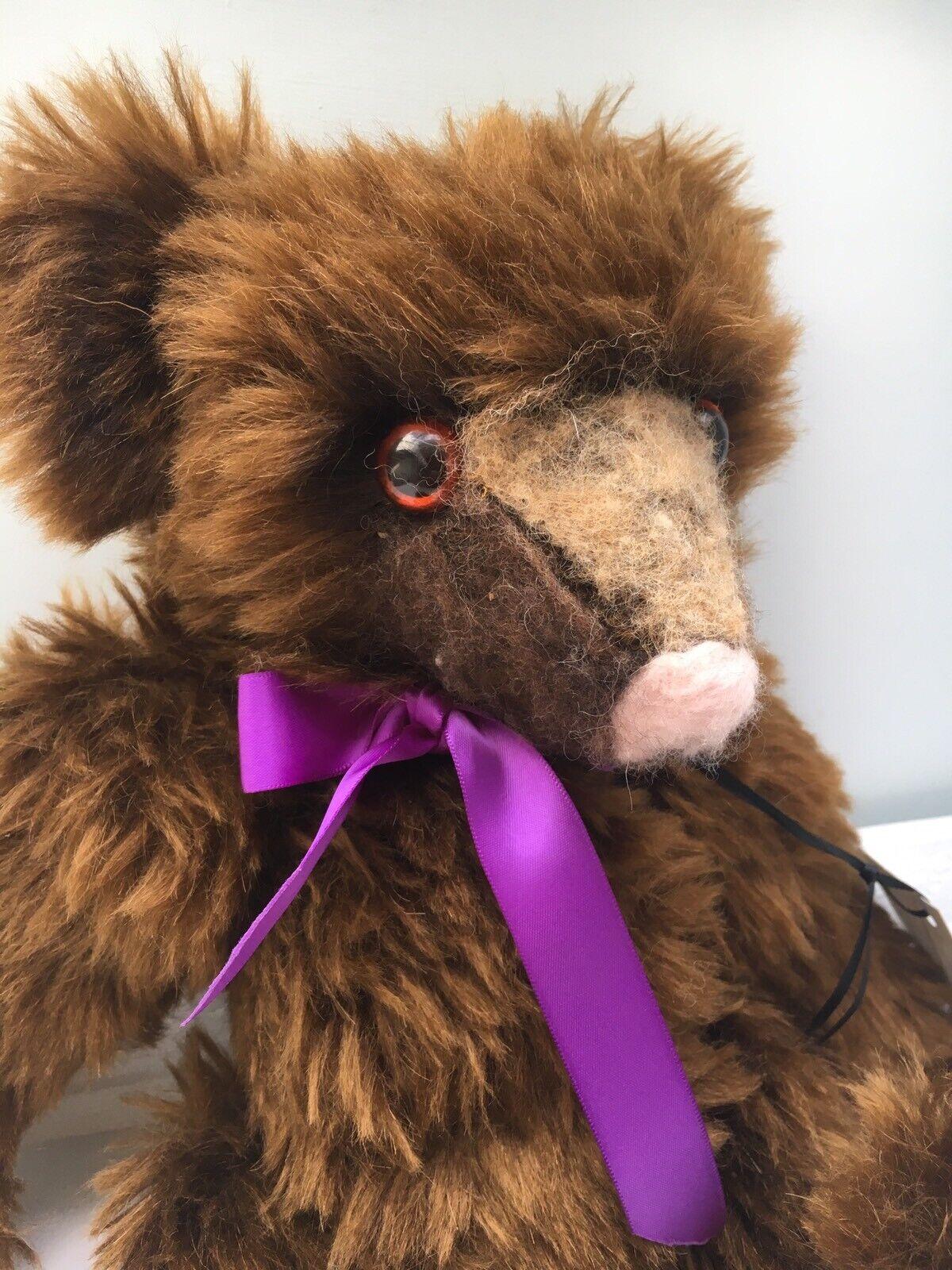 Teddy Bear-BELLISSIMA HAND MADE DA COLLEZIONE ARTIGIANALE Teddy Bear