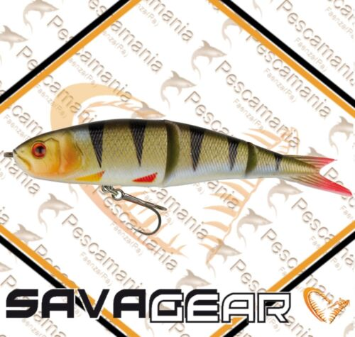 """Savage Gear /""""SOFT 4PLAY READY TO FISH!/"""" 13cm 22.5gr artificiale spinning"""