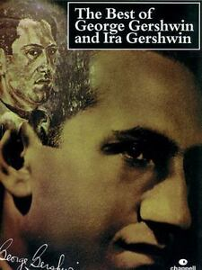 Best-Of-George-And-Ira-Gershwin-UK-IMPORT-BOOK-NEW