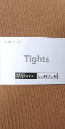 Lots of Colours Rib Tights-Ladies Fashion Tight Ladies Tights