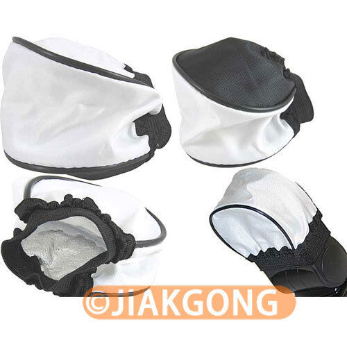 Universal SOFT Flash Bounce Diffuser for ALL Flashes