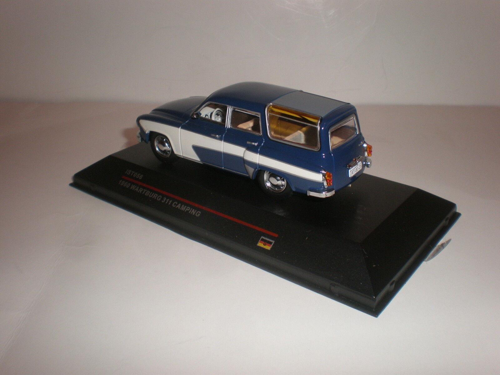 1 43 1960 1960 1960 Wartburg 311 Camping  IST 056 783c98