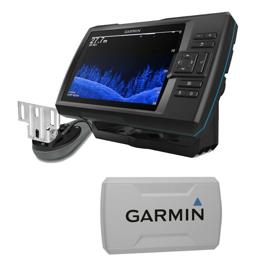 GARMIN STRIKER Plus 7cv eco con trasd GT20TM art. 0100187301  COVER OMAGGIO