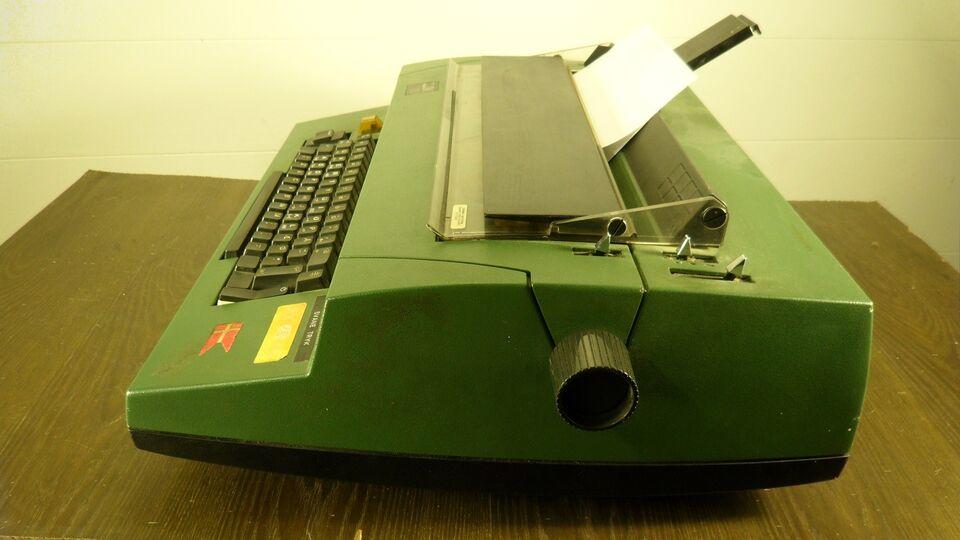 Skrivemaskine, IBM 50 kuglehoved