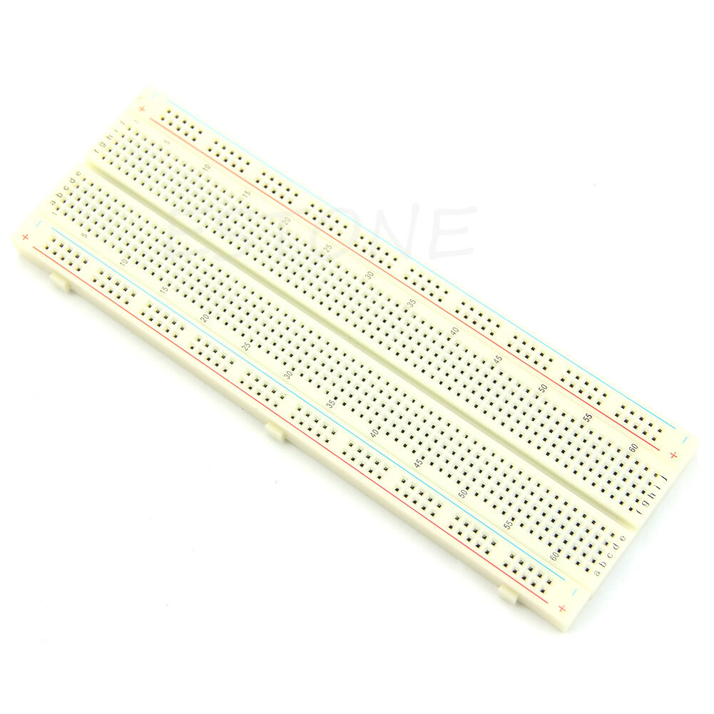 830 Tie Point Pcb Breadboard Solderless Bread Board Abs Test Circuit Ccl Anti Etching Ink Marker Pen For Diy Ebay Mb 102