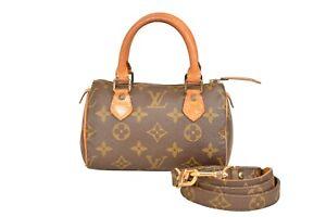 Louis-Vuitton-Monogram-Mini-Speedy-With-Strap-Shoulder-Bag-M41534-YG00734