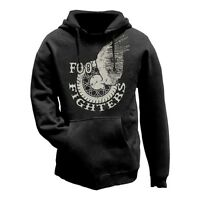 Foo Fighters 'Wings' Pull Over Hoodie - NEW & OFFICIAL!
