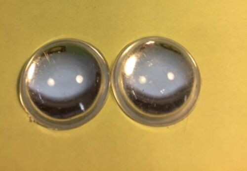 Gem stones Flatback 18mm round x 7mm tall red white /& blue craft beads